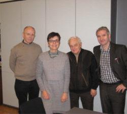 Treffen mit Frau Dr. Petrovic am 5. Dezember 2012